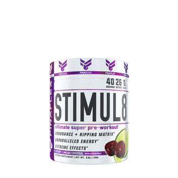 STIMUL8® - Cherry Limeade CocktailCherry Limeade Cocktail | GNC