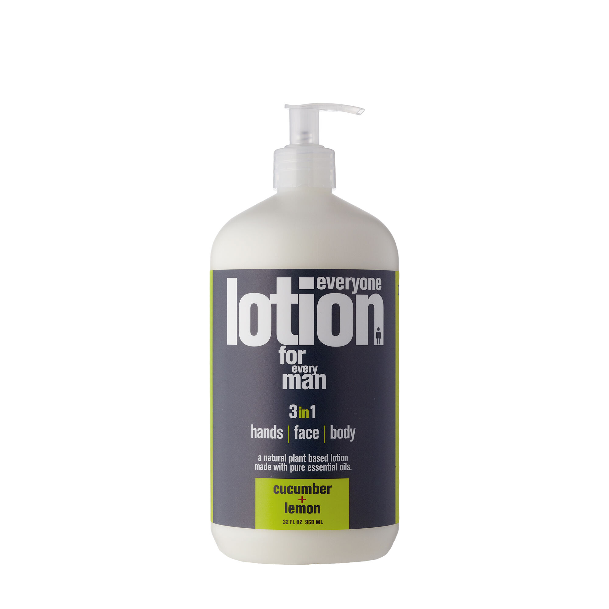 3 In 1 Lotion - Cucumber And Lemon - 32 Oz(s) - Everyoneg�� - Lotions & Creams
