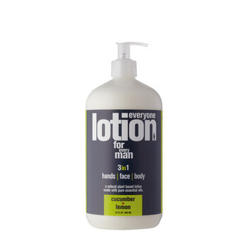 3 in 1 Lotion - Cucumber and LemonCucumber and Lemon | GNC