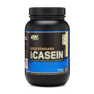 100% Casein Protein - Creamy VanillaVanilla | GNC