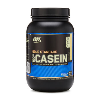 Gold Standard 100% Casein™ - Creamy VanillaVanilla | GNC
