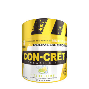Creatine HCL - Lemon Lime - 33% More | GNC