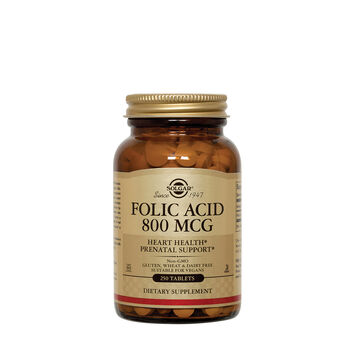 Folic Acid 800 MCG | GNC