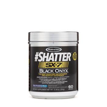 #Shatter™ SX-7™ Black Onyx™ - Blue Raspberry BlastBlue Raspberry Blast | GNC