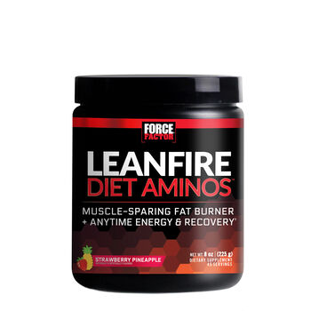 LeanFire Diet Aminos™ - Strawberry PineappleStrawberry Pineapple | GNC