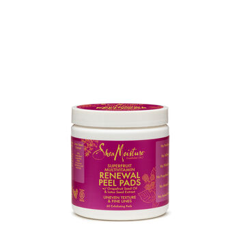 Superfruit Renewal Peel Pads | GNC