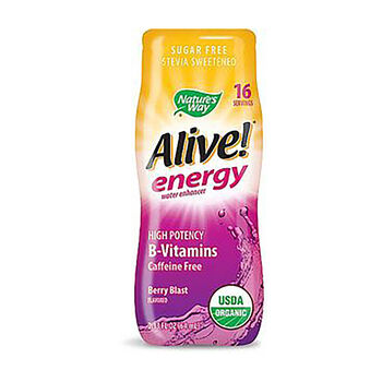 Alive!® energy water enhancer - Berry BlastBerry Blast | GNC