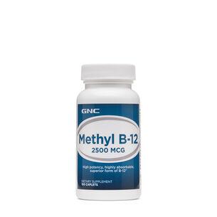 GNC 비타민B Methyl B-12 2500 MCG