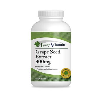 Grape Seed Extract 300mg | GNC