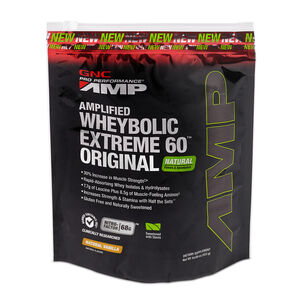 Amplified Wheybolic Extreme 60™ Original - Natural VanillaNatural Vanilla | GNC