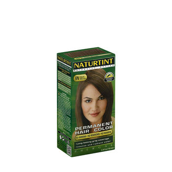 Permanent Hair Colorant 6N Dark Blonde | GNC