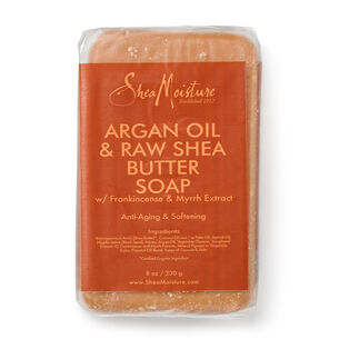 Argan Oil & Raw Shea Butter Soap | GNC