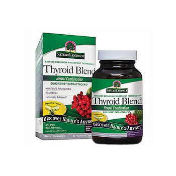 Thyroid Blend | GNC