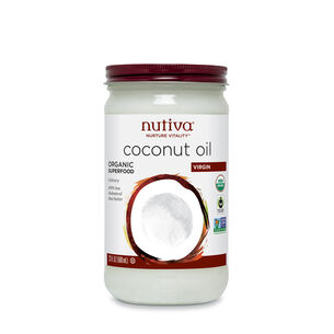 Organic Virgin Coconut Oil | GNC