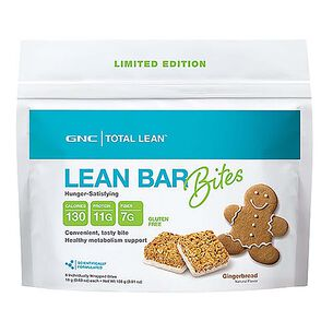 Lean Bar Bites - Gingerbread | GNC