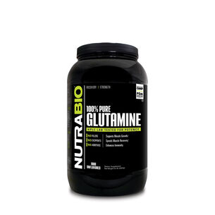 100% Pure Glutamine - Raw/Unflavored | GNC