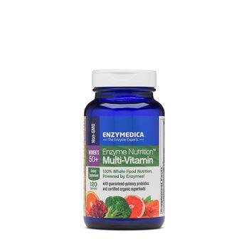Enzyme Nutrition™ Women's 50+ Multi-Vitamin   GNC