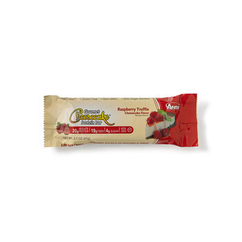 Gourmet Cheesecake® Protein Bar - Raspberry Truffle CheesecakeRaspberry Truffle Cheesecake | GNC