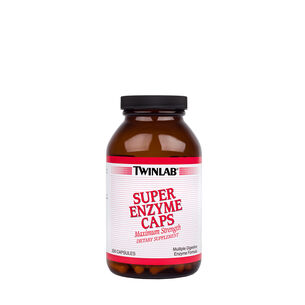 Super Enzyme Caps   GNC