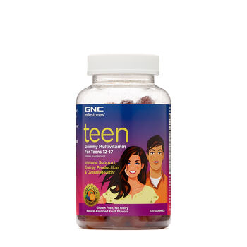 Multivitamin for teenage girls