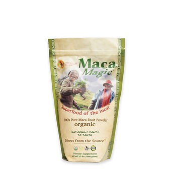 100% Raw Maca Magic | GNC