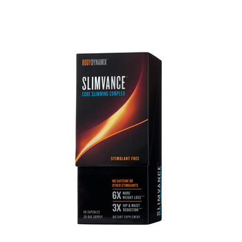 Slimvance® Core Slimming Complex Stimulant Free | GNC