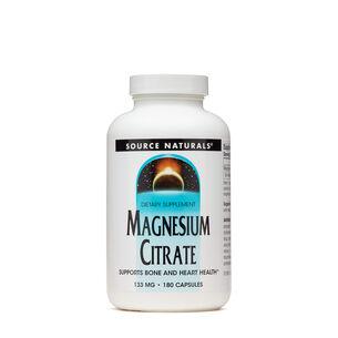 GNC Source Naturals Magnesium Citrate