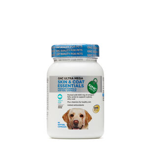 Ultra Mega Skin & Coat Essentials - Fish Flavor | GNC
