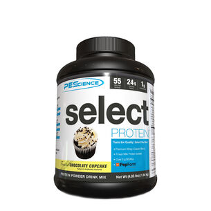 Select Protein™ - Frosted Chocolate CupcakeFrosted Chocolate Cupcake | GNC