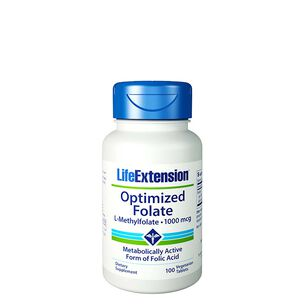 Optimized Folate | GNC