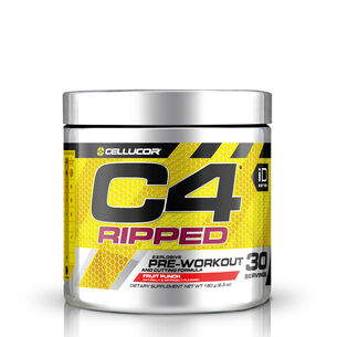 C4® Ripped - Fruit PunchFruit Punch | GNC