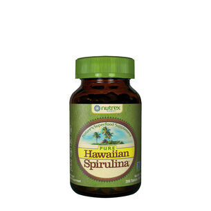 Pure Hawaiian Spirulina 500mg | GNC