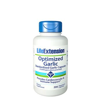 Optimized Garlic | GNC