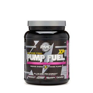 Pump Fuel® Caffeine Free - Raspberry Lemonade | GNC