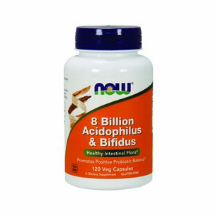 8 Billion Acidophilus & Bifidus | GNC