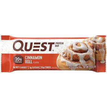 Quest Bar – Cinnamon RollCinnamon Roll | GNC