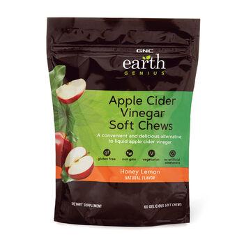 Apple Cider Vingear Soft Chews - Honey Lemon | GNC