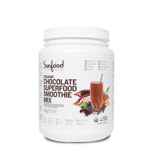 Organic Chocolate Superfood Smoothie Mix | GNC