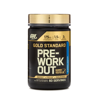 Gold Standard Pre-Workout™ - Blueberry LemonadeBlueberry Lemonade | GNC