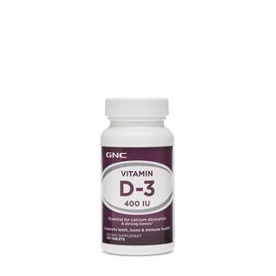 Vitamin D-3 400 IU | GNC