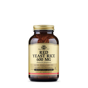 Red Yeast Rice 600 mg | GNC
