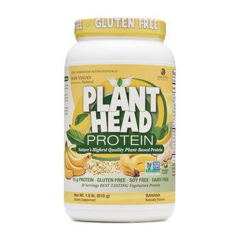 Plant Head Protein - BananaBanana | GNC