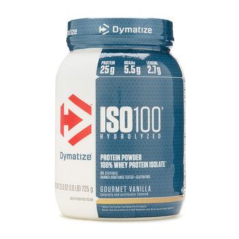 ISO•100® - Vanilla CreamGourmet Vanilla | GNC