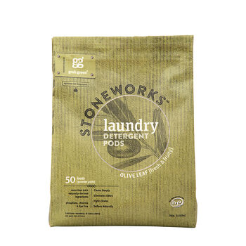 Stoneworks™ Laundry Detergent Pods - Olive LeafOlive Leaf | GNC