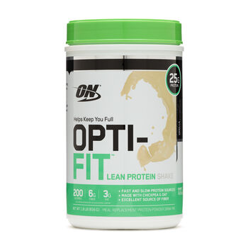 OPTI-FIT™ Lean Protein Shake - VanillaVanilla | GNC