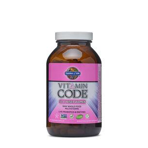 Vitamin Code® 50 & Wiser Women | GNC