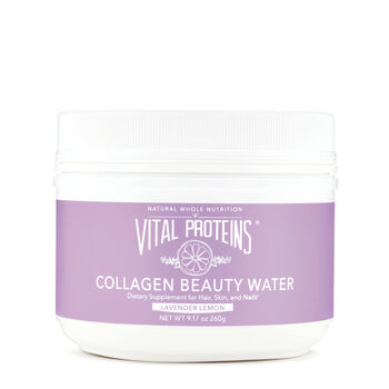 Collagen Beauty Water - Lavender Lemon | GNC