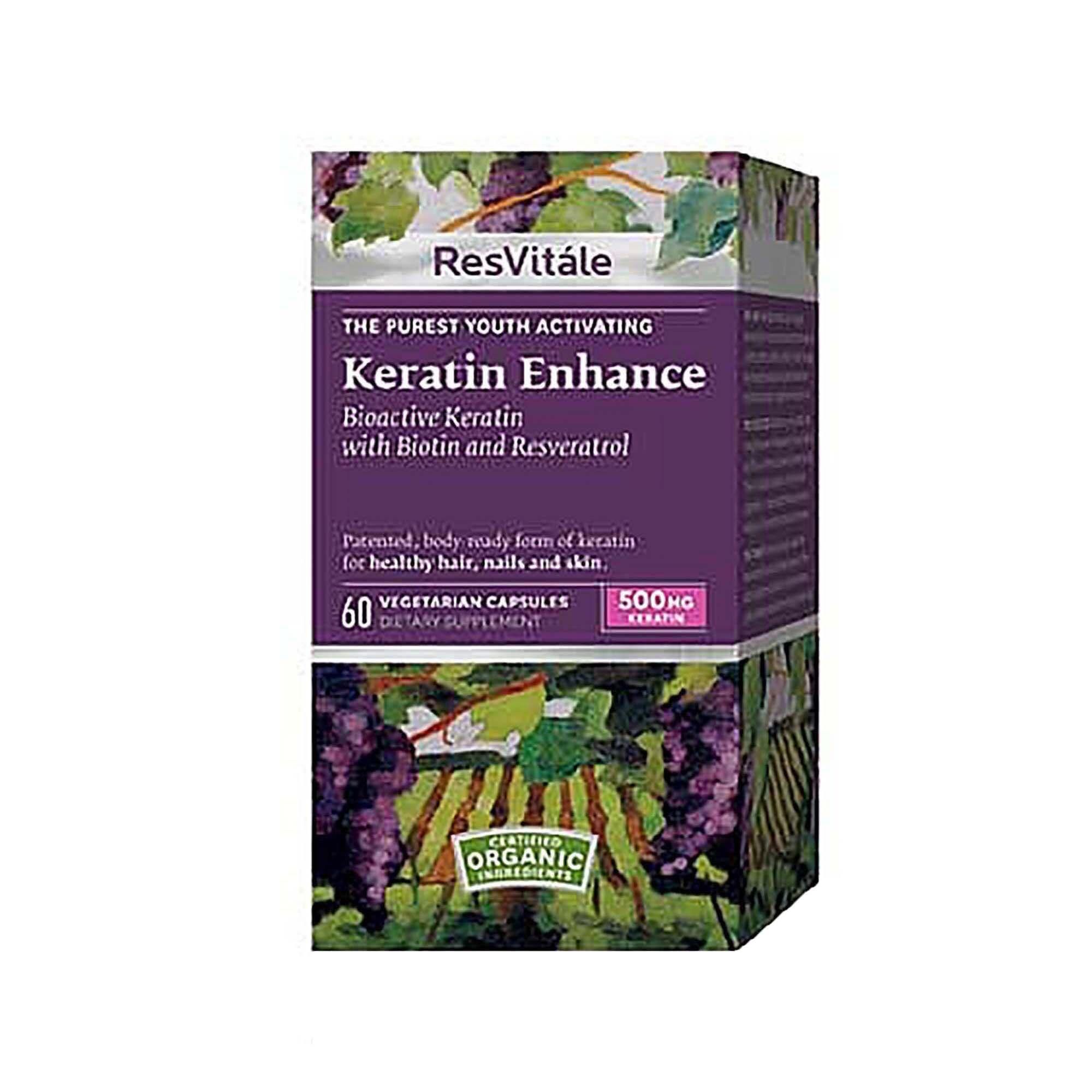 ResVitále™ Keratin Enhance | GNC