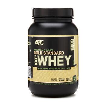 Gold Standard 100% Whey™ Naturally Flavored - VanillaVanilla | GNC