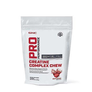 Creatine Complex Chew - Sour CherrySour Cherry | GNC